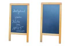 Панель - меню Стоковая Фотография RF