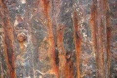 панель металла деталей заржавела Стоковые Изображения RF