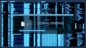 Панель прогресса загрузки акции видеоматериалы