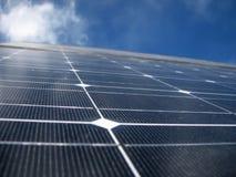 панель солнечная Стоковые Фотографии RF