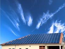 панель солнечная Стоковое Фото