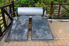 Панель солнечной силы Стоковое Изображение RF
