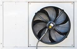 панель external кондиционера Стоковые Фотографии RF