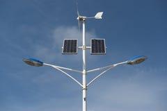 Панели солнечных батарей Стоковое Изображение RF