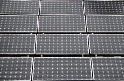 Панели солнечных батарей Стоковые Изображения
