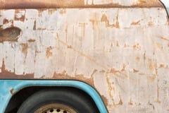 Панель двери старого автомобиля Стоковое Изображение RF