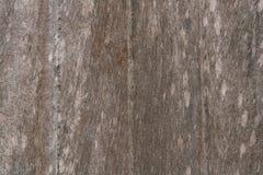 Панель плоского положения деревянная Стоковая Фотография