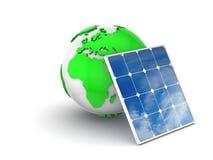 Панель солнечных батарей Стоковая Фотография