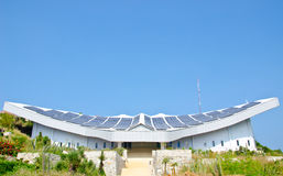 Панель солнечных батарей стоковое изображение