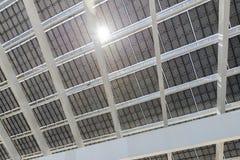 Панель солнечных батарей Стоковые Фото
