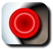 паника кнопки Стоковые Изображения RF