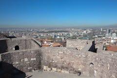Панорама Анкара индюк Стоковая Фотография