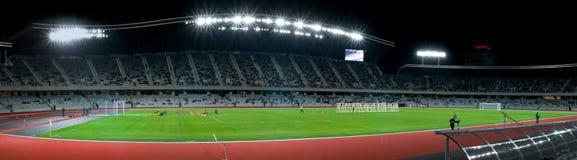 Панорама арены Cluj Стоковые Фотографии RF