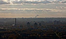 панорама Беларуси minsk Стоковое Изображение RF