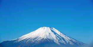 Панорама головы Mount Fuji, Японии Стоковое Изображение