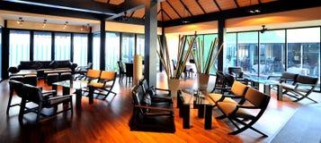 Панорама комнаты Стоковая Фотография