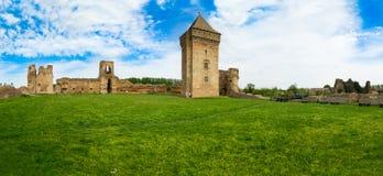 Панорама крепости Bac Стоковая Фотография