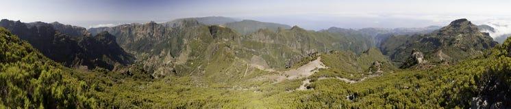 панорама ландшафта Стоковые Изображения
