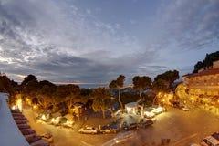 Панорама Ливорно, Италии Стоковое Изображение