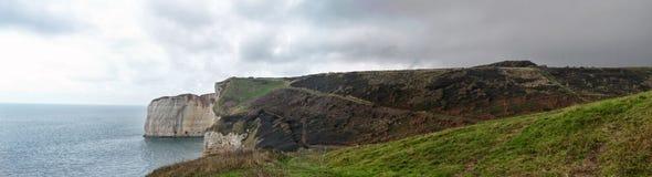 Панорама Нормандии Стоковое фото RF