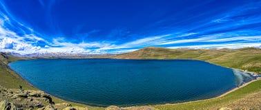 Панорама озера Стоковые Изображения RF