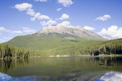 панорама озера alces прелестно Стоковое фото RF