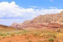 Панорама от Аризоны Стоковые Изображения