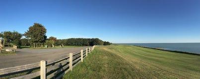 Панорама от ехала Klif Стоковые Изображения RF