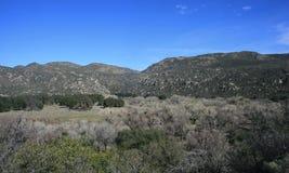 Панорама долины Лиона Стоковое Изображение RF