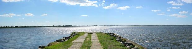панорама природы Стоковая Фотография RF