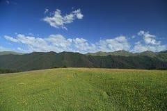 панорама природы горы ландшафта красотки Стоковое Изображение