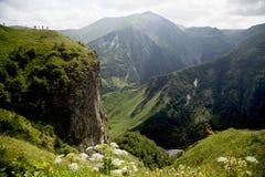панорама природы горы ландшафта красотки Стоковая Фотография RF