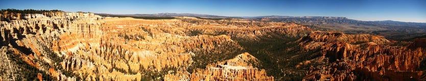 Панорама пункта Bryce ультра широкая Стоковые Фото