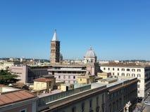 Панорама Рима Стоковая Фотография RF