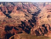 панорама США каньона грандиозная Стоковое Фото