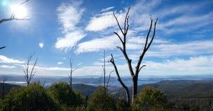 Панорама Тасмании Стоковая Фотография RF