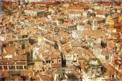 Панорама Флоренс, Италии Стоковая Фотография RF