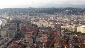 панорама Франции славная видеоматериал