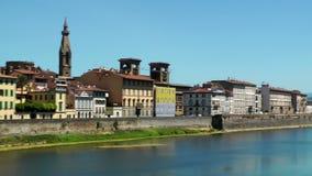 Панорама Флоренса сток-видео
