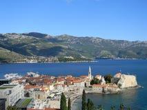 Панорама Хорватии стоковые изображения