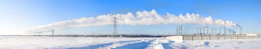 панорама Стоковое фото RF