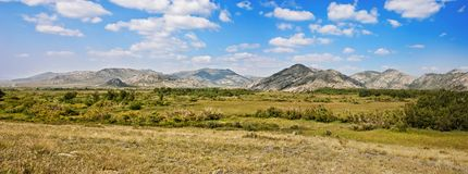 панорама Стоковые Изображения RF