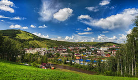 панорама Стоковая Фотография