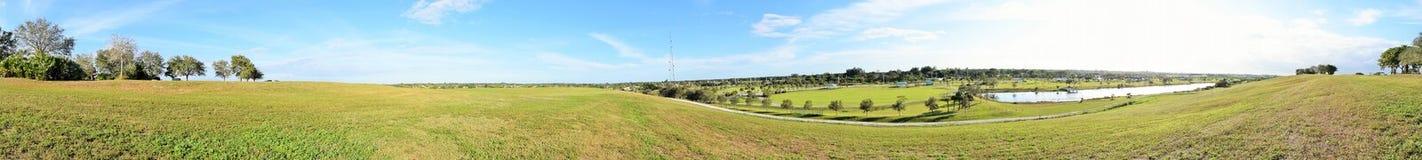 панорама Стоковая Фотография RF