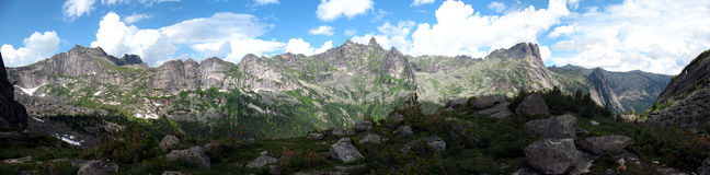 панорама Стоковые Фото