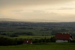 Панорама, Стоковая Фотография RF