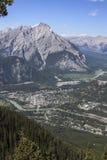 Панорама Banff стоковые фото