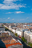 панорама budapest Стоковые Фотографии RF