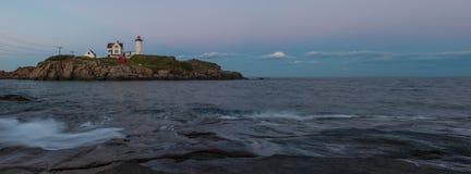 Панорама Caped Neddick Стоковая Фотография RF