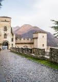 Панорама Castelbrando Стоковая Фотография RF